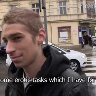 Czech Hunter 25 - Czech Gay Porn & Gay Porn Teen