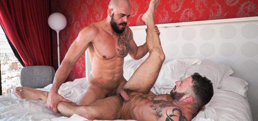 Dalton Sirius and Antonio Miracle