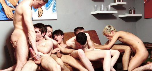 Group fuck party