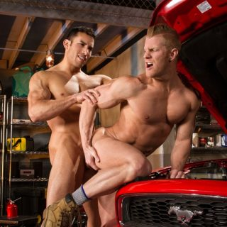 Drive Shaft - Ricky Decker and Johnny V