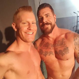 Raging Stallion - Johnny V and Rocco Steele