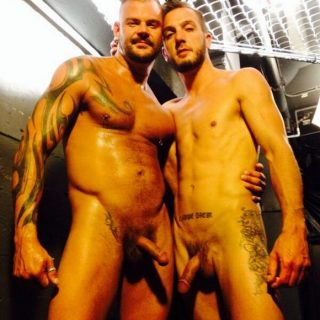 Raw Fuck Club - Derrick Hanson and Dylan Hyde