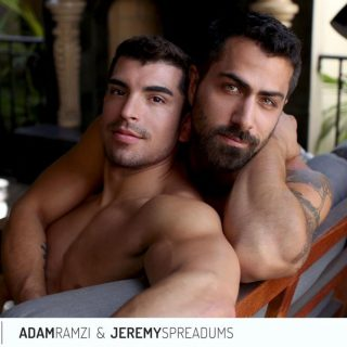CockyBoys - Adam Ramzi fucks Jeremy Spreadums