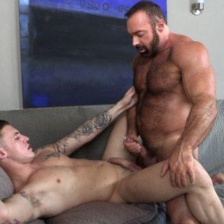 Hot Dads Hot Lads - Brad Kalvo & James Ryder