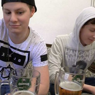 Czech Hunter 297 - Two very hot gay teenagers