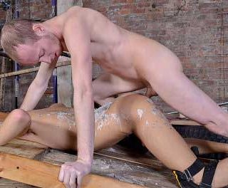 Face Down Twink Arse Up - Justin Blaber & Sean Taylor