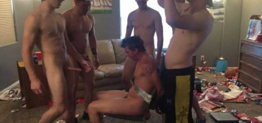 FraternityX - Poppers Whore
