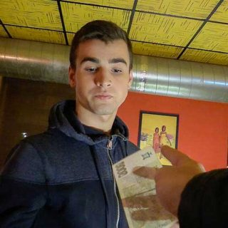Czech Hunter 333 - Tiny bottom shoplifter pounded hard and deep by officer's