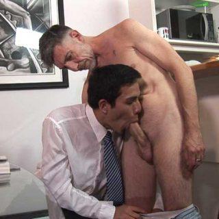 Bareback Me Daddy - Ruben and Jorge