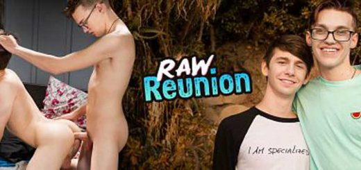 Raw Reunion - Caleb Gray & Dustin Cook