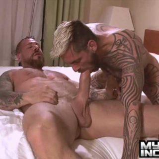 My 10 Inches - Fucking Logan McCree & Rocco Steele