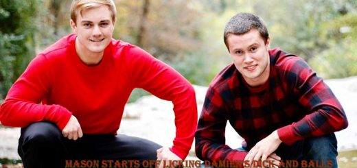 Broke Straight Boys - Damien Nichols & Mason Woods