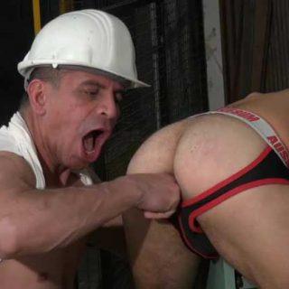 My First Daddy - Horny Guy Got Raw Fucked