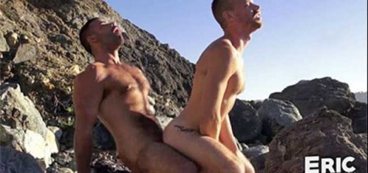 EricVideos - Fill me up on the warm sand Hunter