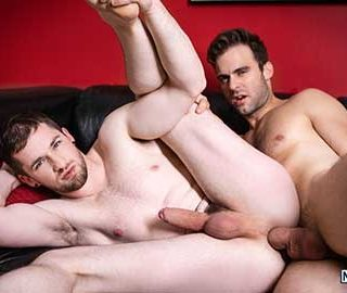 Even shaking his ass and sucking his hubby's cock isn't enough for Thyle Knox to get Gabriel Clark's attention while his man is focused on the TV, but when Gabriel's godmother video calls him...