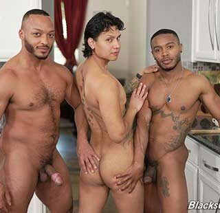 Dillon Diaz and Jake have invited Andre Monsoon to their home for the week and it seems both of them have ulterior motives. Every time Andre seems to be alone here comes either...