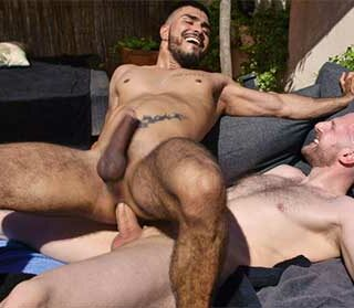 Happy Pride from all our Tim Team. What better way to celebrate Pride than with Tim and his sublime massive raw cock. Nothing in the world can bring more boys to the yard than his legendary cock.